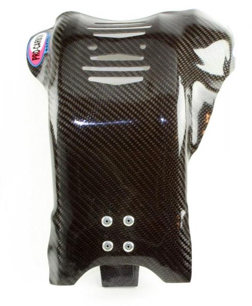 Carbon Motorschutz Honda CRF 450 09-12