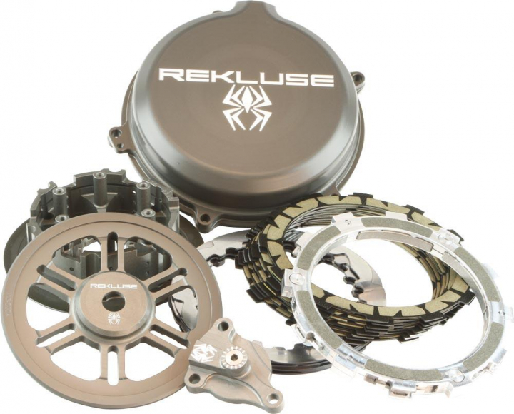 Rekluse RadiusCX Automatikkupplung - KTM 250/300 EXC 17-22, Husq TE 250/300 17-22, GasGas EC 250/300