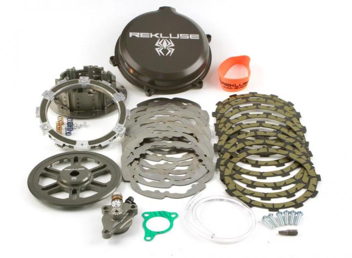 Rekluse RadiusCX Automatikkupplung - KTM 250/350 EXC-F 17-21, Husqvarna FE250/350 17-21