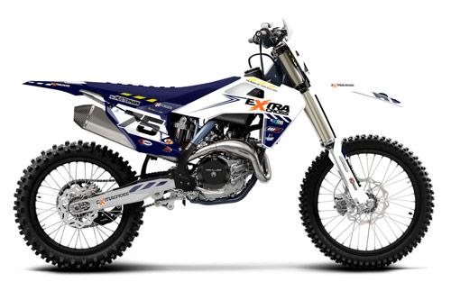 Extracross Dekor Husqvarna FC450 - Backyard Design