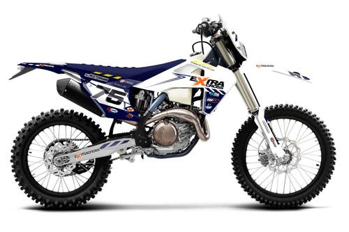 Extracross Dekor Husqvarna FE450 - Backyard Design