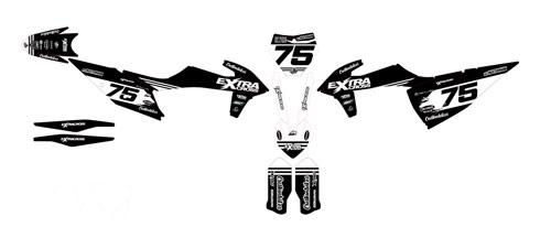 Extracross Dekor Special edition KTM - Dekor - Backyard Design