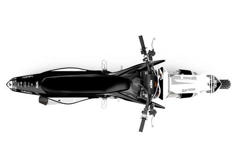 Extracross Dekor Special edition KTM - oben - Backyard Design