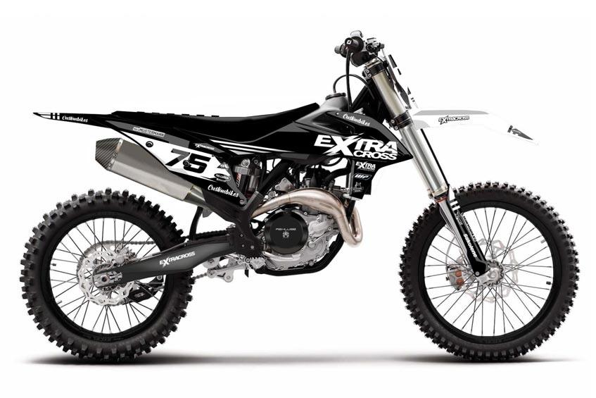 Extracross Dekor Special edition KTM - Seite - Backyard Design