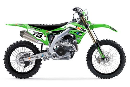 Extracross Dekor Kawasaki- Backyard Design