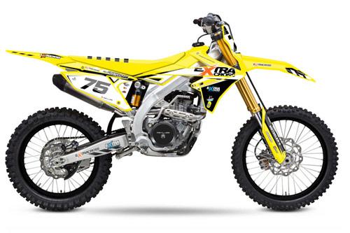 Extracross Dekor Suzuki - Backyard Design