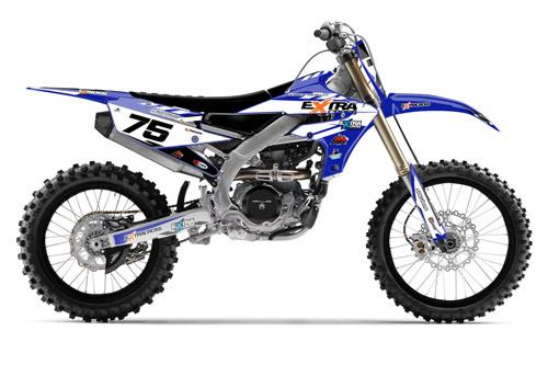 Extracross Dekor Yamaha - Backyard Design