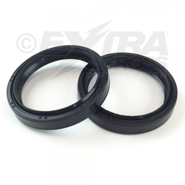 KYB forksimmeringe 48mm CRF450 `15 (2pcs.)
