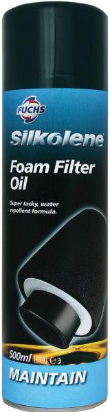 Fuchs Silkolene Luftfilter Öl Spray - 500ml