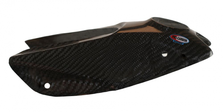 Carbon Tank Cover Honda CRF 250 14-17