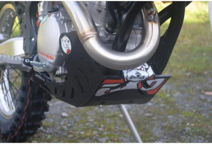 Motorschutz Unterfahrschutz Husqvarna 701 Supermoto 701 Enduro 16-20